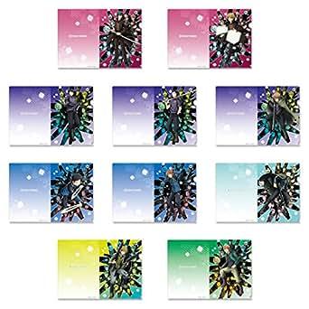 ワールドトリガー トレーディングクリアファイル vol.2(BOX)