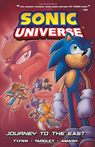 Sonic Universe 4: Journey to the East