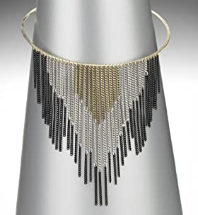 Limited Collection Ombre Chain Drop Necklace
