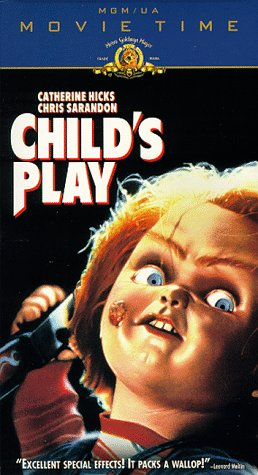 Child's Play [VHS] [Import]