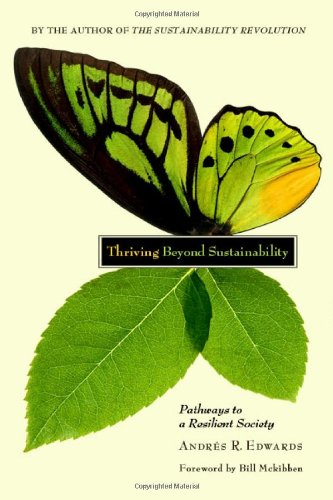 Thriving Beyond Sustainability: Pathways to a Resilient...