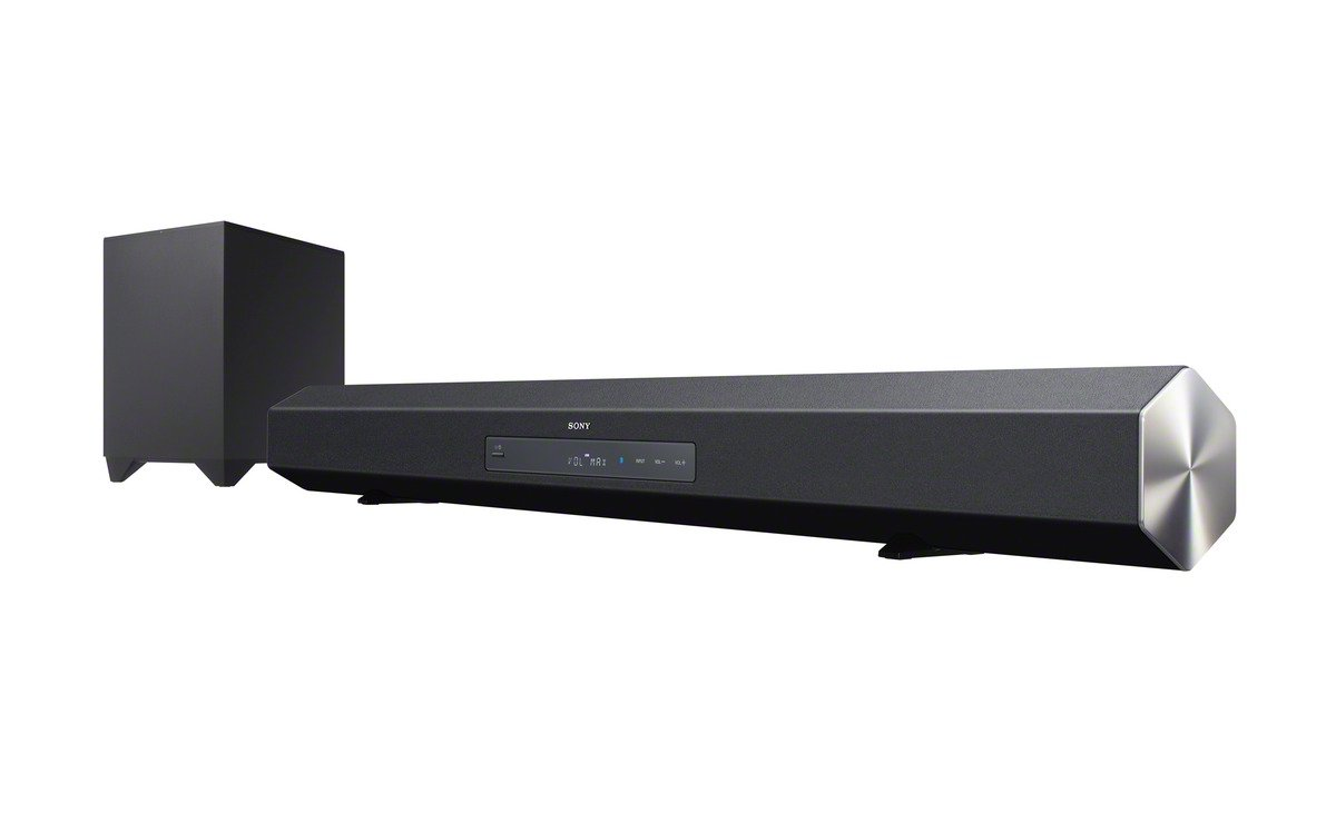 Sony HTCT260H Sound Bar with Wireless Subwoofer $198.00