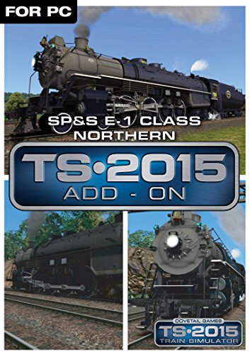 Sp&S E-1 Class 'Northern' Loco Add-On [Download]