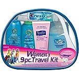 Convenience Kits Herbal Essences 9 pc Cosmetic Bag