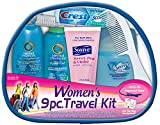 Convenience Kits Herbal Essences 9 Pc Cosmetic Bag