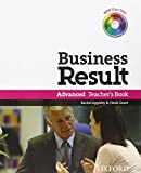 Business Result : Advanced Teacher's Book, w. Teacher training DVD