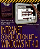 img - for The Intranet Construction Kit book / textbook / text book