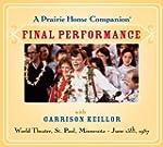 A Prairie Home Companion: The Final P...