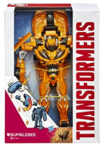 Hasbro A9856E24 - Transformers Movie 4 Rid Flip and Change Bumblebee, Actionfigur