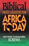 Biblical Proclamation for Africa Today