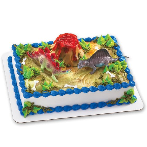 Dinosaur Pals DecoSet Cake Decoration