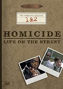 Homicide Life on the Street - The Complete Seasons 1 & 2