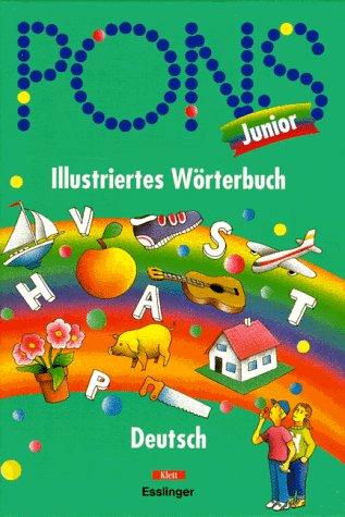 PONS Wörterbuch, PONS Junior, Illustriertes Wörterbuch Deutsch