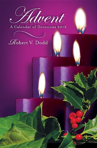 Advent: A Calendar of Devotions 2012 - Large Print
