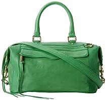 Hot Sale Rebecca Minkoff MAB Satchel,Green,One Size