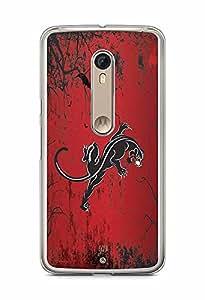 YuBingo Wild Instincts Designer Mobile Case Back Cover for Motorola X Style