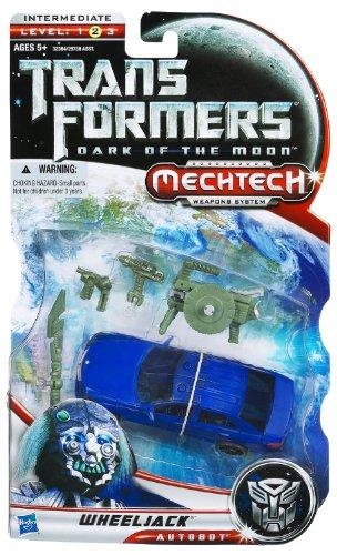 Transformers: Dark of the Moon - MechTech Deluxe - Wheeljack