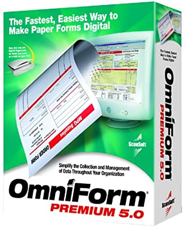 OmniForm 5.0 Premium [Old Version]