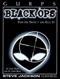 GURPS Black Ops (GURPS: Generic Universal Role Playing System) (1556343337) by Koke, Jeff