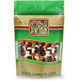 Fruity Trail Mix Deluxe, Cranberries, Black and Gold Raisins, Dried Apples, Papaya Chunks,... by Oh! Nuts®