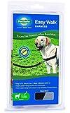 PetSafe Easy Walk Dog Harness, Large, Black/Silver