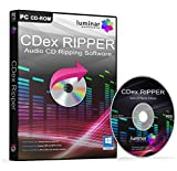 CDex Ripper - Powerful Audio CD Ripping Software for Microsoft Windows