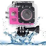 SUNSKY SJCAM SJ4000 Full HD 1080P 1.5 Inch LCD Sports Camcorder With Waterproof Case 12.0 Mega CMOS Sensor 30m... - B01MAVS0EM