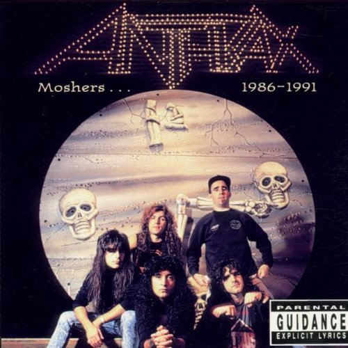 ANTHRAX - Moshers... 1986-1991 - Zortam Music