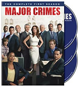 Major crimes the complete first season dvd region 1 us import ntsc