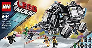 LEGO Movie 70815 Super Secret Police Dropship Building Set by LEGO Movie