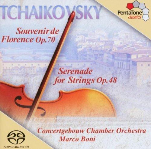 TCHAIKOVSKY / BONI / CONCERTGEBOUW CHAMBER ORCH