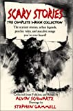 Scary Stories Boxed Set (006440465X) by Alvin Schwartz