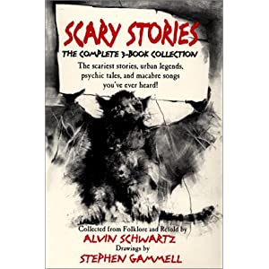 Amazon.com: Scary Stories Boxed Set (9780064404655): Alvin ...
