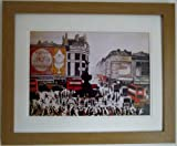 Lowry DELUX Large Framed Print / Picture