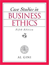 case studies in business ethics al gini