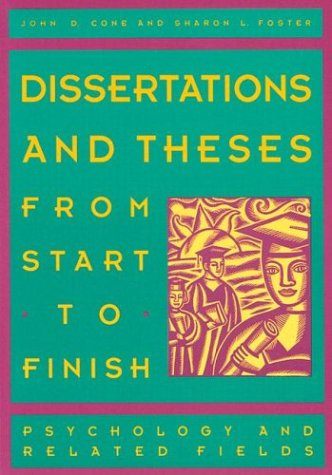 Buying A Dissertation 1St