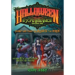 The Halloween Experience Volume 1