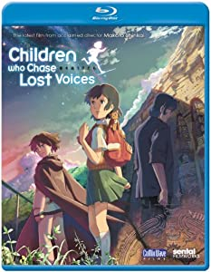 Children Who Chase Lost Voices Blu-ray from Section 23