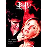 Buffy the Vampire Slayer - The Complete Second Season ~ Sarah Michelle Gellar