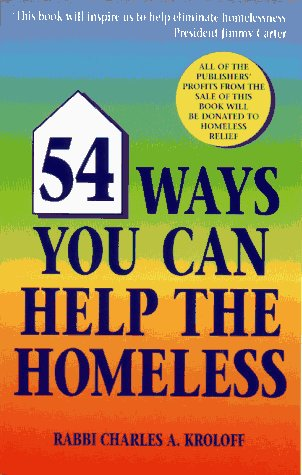 54 Ways You Can Help the Homeless
