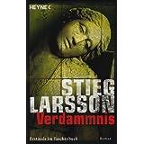 """Verdammnis: Millennium Trilogie 2von """"Stieg Larsson"""""""