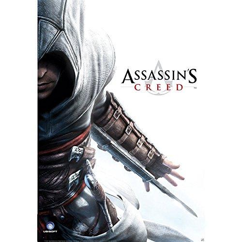 """Poster 'Assassin's Creed' - """"Altaïr"""" Roulé Filmé"""