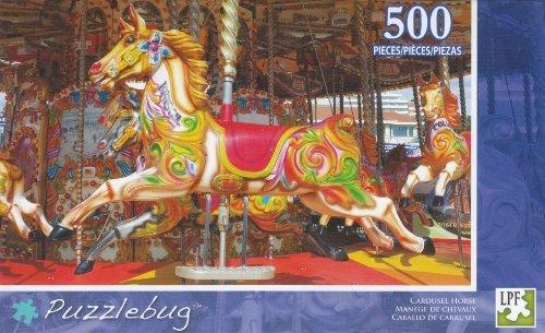 Puzzlebug 500 - Carousel Horse