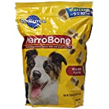 Pedigree Marrobone Snack Treat for Dogs, Beef Flavor, 2.97-Pound