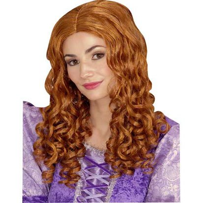 Rubie's Costume Co Mid-Evil Maiden Wig Costume