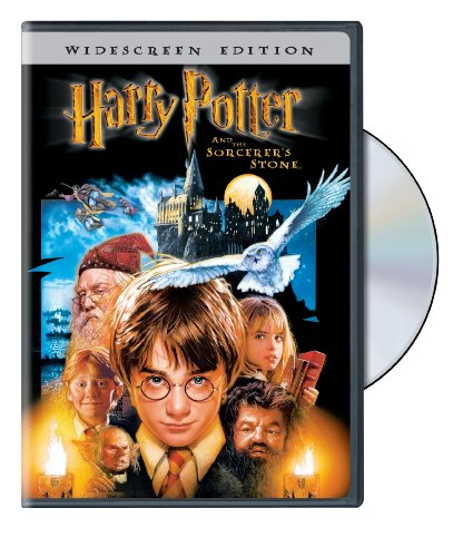 Harry Potter and the Sorcerer's Stone (Single-Disc Widescreen Edition) - J.K. Rowling