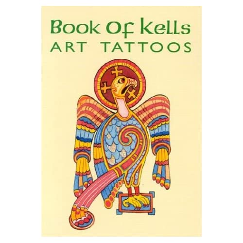 Book of Kells Art Tattoos: Marty Noble: 9780486419718