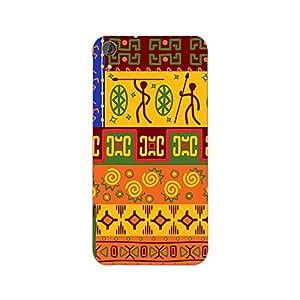 HTC 820 back case Cover, Premium Quality Designer Printed 3D Lightweight Slim Matte Finish Hard Case Back Cover for HTC 820 - Giftroom-1176
