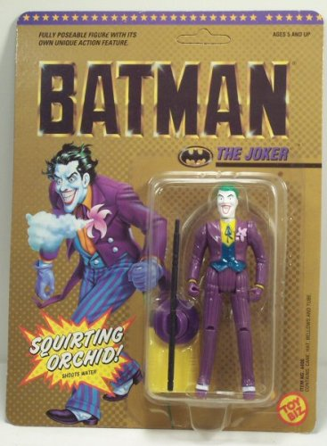 Batman Squirting Orchid the Joker Action Figure 1989 - Buy Batman Squirting Orchid the Joker Action Figure 1989 - Purchase Batman Squirting Orchid the Joker Action Figure 1989 (Batman, Toys & Games,Categories)