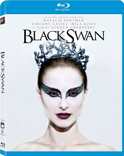 Cover art for  Black Swan [Blu-ray]